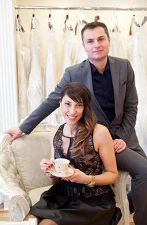 Galleria della Sposa Bridal Boutique Montreal